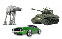 Diversen modelbouw