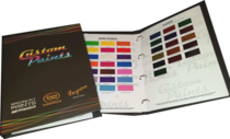 Kleuren boek
