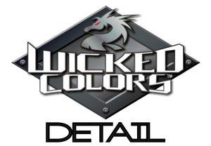Createx wicked detail colors