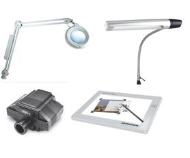 Verlichtting / Projector / Lichtbak