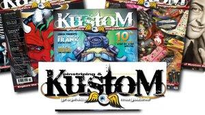 Pinstriping & Kustom Graphics