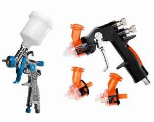Spuitpistolen diversen