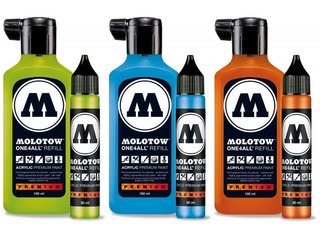 Molotow One4All Refill