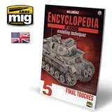 ENCYCLOPEDIA OF ARMOUR MODELLING TECHNIQUES VOL. 5 - FINAL TOUCHES (English)_