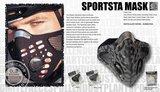 Respro Sportsta XL-Black _