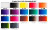Illustration Color wheel Set 60ml_