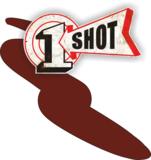 One Shot Maroon 237ml_