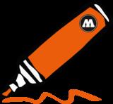 DARE orange 1.5mm_