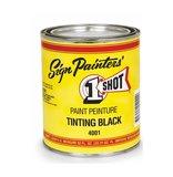 One Shot Art Tinting Black 237ml_