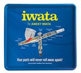 Iwata Airbrush Reinigings mat_