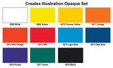 Illustration Opaque Set 60ml_