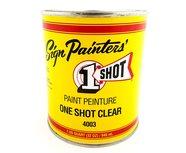 One Shot Clear 4003 946ml