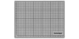 Transotype snijmat transparant 30x22