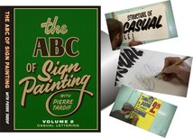 the ABC of Sign Painting Vol 2