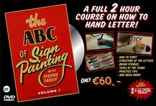 the ABC of Sign Painting Vol 1