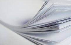 Waterslide Decal papier Transparant inkjet A4