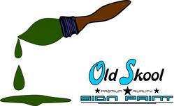 Old Skool Grass Green