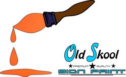 Old Skool Light Orange