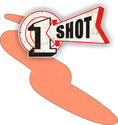 One Shot Coral 237ml