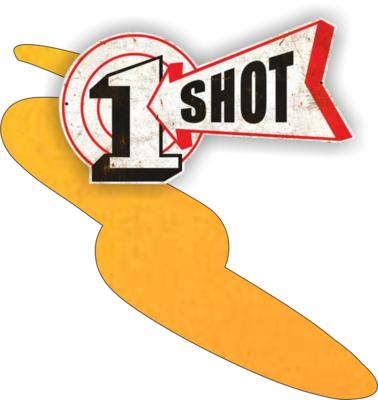 One Shot Chrome Yellow 237ml