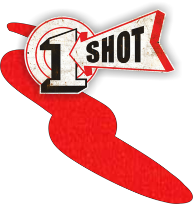 One Shot Vermillion 118ml