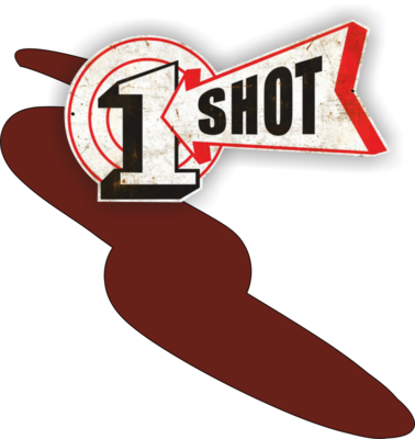 One Shot Maroon 118ml