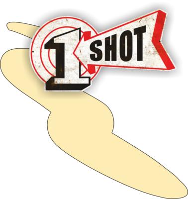 One Shot Ivory 237ml