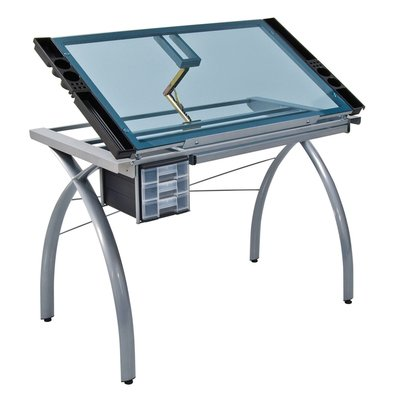 Futura Craft Station Silver/Blue
