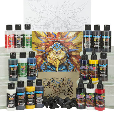 Gerald Mendez Art Studio Color Set 60ml