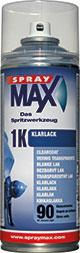 Spraymax 1k mat blanke lak