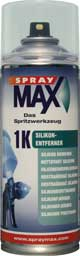 SprayMax silicone remover