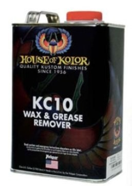 KC-10 Wax & grease remover
