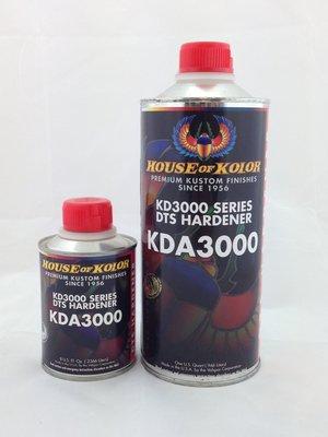 KDA3000 Harder