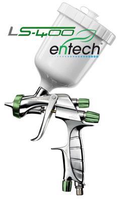 Iwata LS-400 Entech (HVLP) Pro Kit