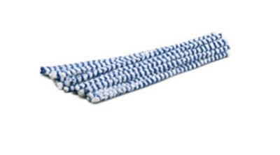 Reiniging borstels Blauw/wit