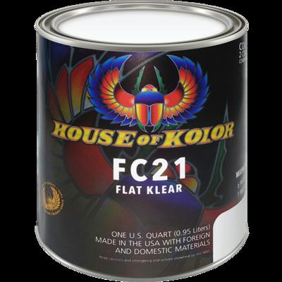FC-21 Flat Klear 946ml
