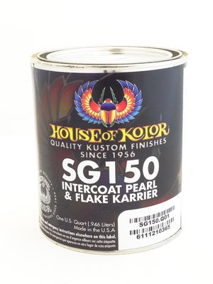 SG-150 Intercoat pearl & flake karrier 946ml