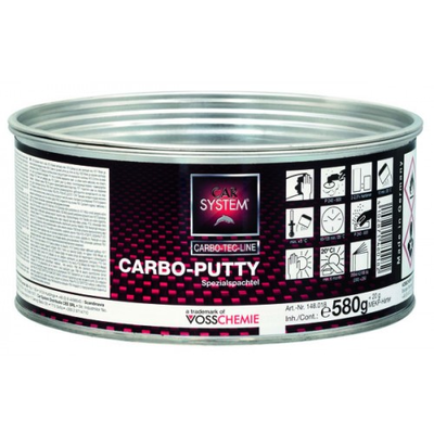 Carbo Plamuur 600 gram
