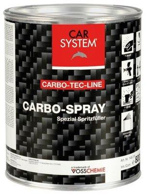 Carbo Spuitplamuur 820 gram