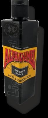 ALPHANAMEL DARREN MCKEAG'S BLACK 236ml 8oz