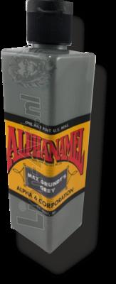 ALPHANAMEL MAX GRUNDY'S GREY 118ml 4oz