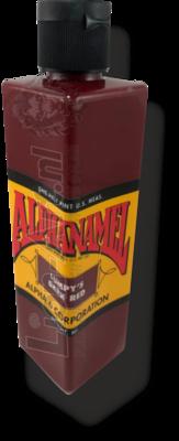 ALPHANAMEL LUMPY'S DARK RED 118ml 4oz