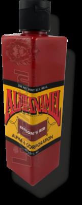 ALPHANAMEL HANSON'S RED 236ml 8oz