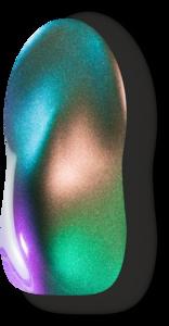 Chromacoat Silver Spuitbus