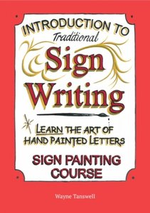 Introduction to Traditional Signwriting