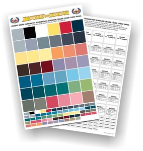 KD-3000 Color Check Panel