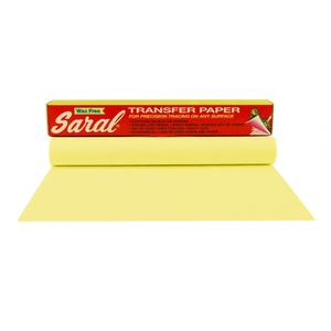 Saral Paper geel