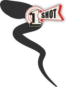 One Shot Art Tinting Black 237ml