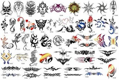 Tattoo Sjabloon Boek 13