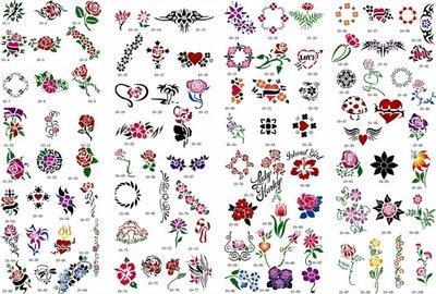 Tattoo Sjabloon Boek 10